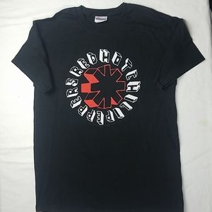 Red Hot Chili peppers band tee shirt 2007